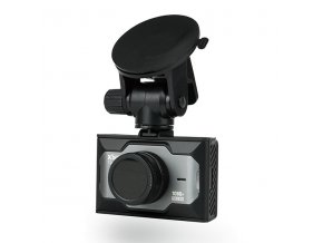 Xblitz Digitální kamera do auta Trust, Full HD, mini USB, mini HDMI, černá, superkondenzátory, G-senzor, HDR, 170° zorný úhel