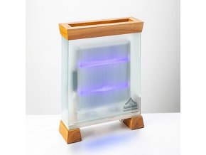 Čistička vzduchu Nanoaircleaner WOOD prosklená