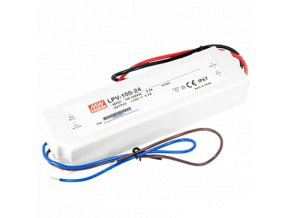 LPV-100-24V Meanwell LED DRIVER IP67, 8595209946973