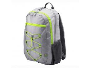 """Batoh na notebook 15,6"""", Active Backpack, šedý z voděodolného materiálu, HP"""