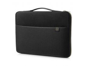 """Polstrované pouzdro na notebook, 14"""", HP Carry, černé z polyesteru, HP"""