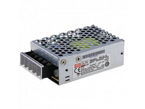 RS-25-12 Meanwell LED DRIVER IP00