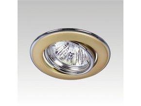 Bodové svítidlo PALERMO PG/N Max 50W IP20, 8595209918369