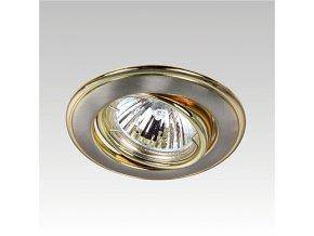 Bodové svítidlo PALERMO SN/G Max 50W IP20, 8595209918413