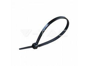 Cable Tie - 2.5*100mm Black 100pcs/Pack