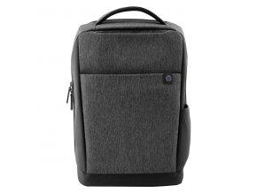 "Batoh na notebook 15,6"", HP RENEW Grey Travel, šedý z polyesteru, HP"