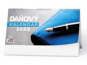 Kalendář 22S/BSC1 Daňový  300x150