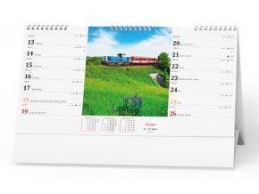 Kalendář 22S/BSH2 Z toulek 14-denní  300x150