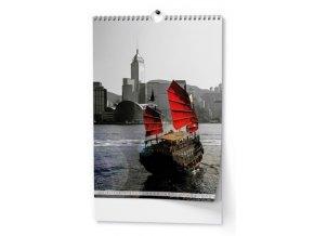Kalendář 22N/BNE4 Metropole  320x450