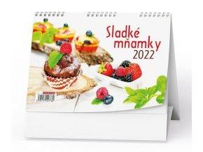 Kalendář 22S/BSD11 Sladké mňamky 210x150