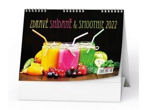 Kalendář 22S/BSD5 Zdravé snídaně a smoothie  210x150
