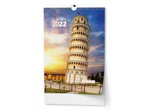 Kalendář 22N/BNG12  Evropa  320x450