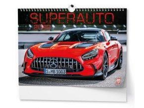 Kalendář 22N/BNE0 Superauto  320x450