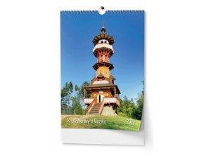 Kalendář 22N/BNF7  Krásy Moravy a Slezska  320x450
