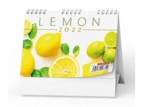 Kalendář 22S/BSA0 Lemon 14-denní 148x105