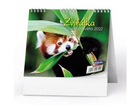 Kalendář 22S/BSJ6 Zvířátka  165x135