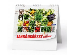 Kalendář 22S/BSK7 Zahrádkářský  165x135