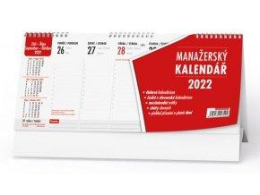 Kalendář 22S/BSN1 Manažerský  320x140