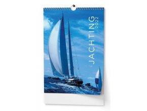 Kalendář 22N/BNS8 Nástěnný kalendář A3 - Jachting