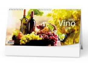 Kalendář 22S/BSE1 Víno 14-denní  300x150