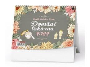 Kalendář 22S/BSE8 Domácí lékárna  Renaty Herber  210x150