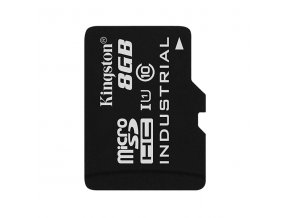 Kingston Micro Secure Digital card, 8GB, micro SDHC, SDCIT/8GBSP, UHS-I U1 (Class 10), bez adaptéru