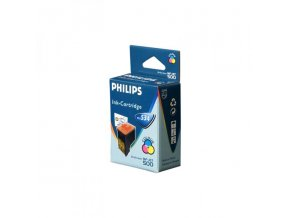 Philips originální ink PFA 531, black, Philips MF-505, 440, 450, 485, 500