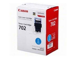 Canon originální toner CRG702, cyan, 10000str., 9644A004, Canon LBP-5960, O