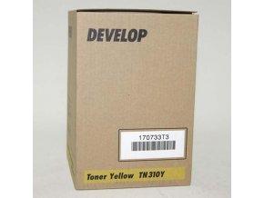 Develop originální toner 4053 5050 00, yellow, 11500str., TN-310Y, Develop QC-2235+, O