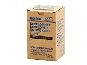 Konica Minolta originální developer 8935455, black, Konica Minolta 7723
