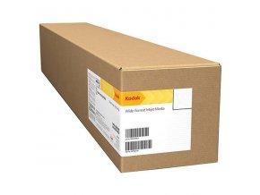 """Kodak 1524/30.5m/Production Matte paper, matný, 60"""", KPMP60, 170 g/m2, papír, 1524mmx30.5m, bílý, pro inkoustové tiskárny, role"""
