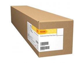 """Kodak 1118/30.5m/Professional Inkjet Photo paper Lustre, lesklý metalický, 44"""", KPRO44MTL, 255 g/m2, papír, bílý, pro inkoustové t"""