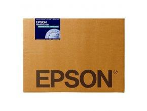 Epson Enhanced Matte Posterboard, bílá, 1, ks C13S041598, pro inkoustové tiskárny, role, 1122 g/m2
