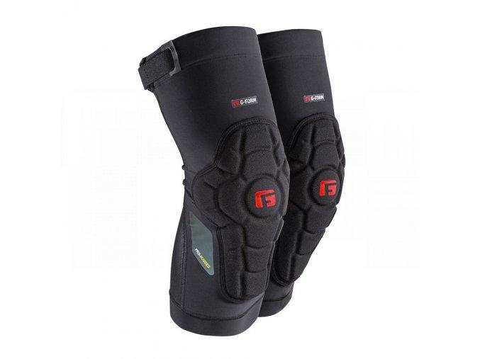 chranice kolen g form pro rugged knee pads cerna