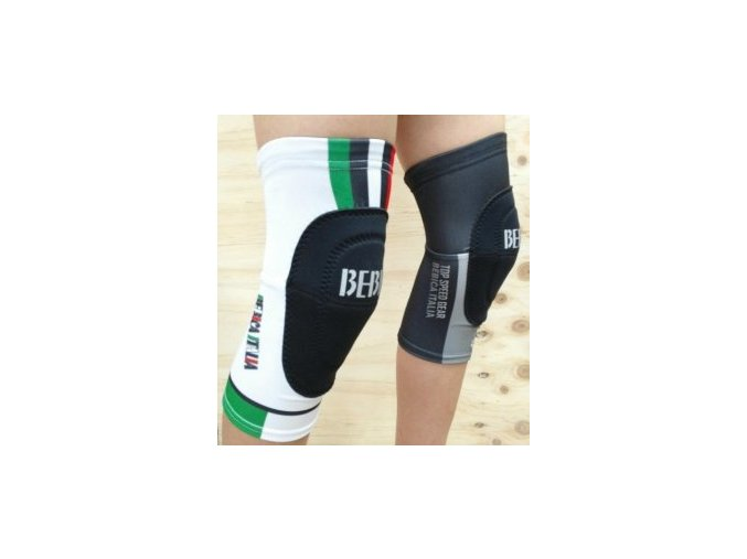 Inlinebus elastické chrániče na kolena