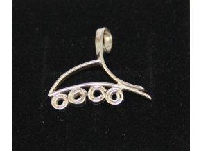 Sport-jewel - Elegance - stříbrný přívěsek SJP002