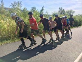 Inlinespeed kemp OSTRAVA sobota 11.5.2019 - speed začátky