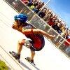 Závodní dres na brusle Fila/CadoMotus World team