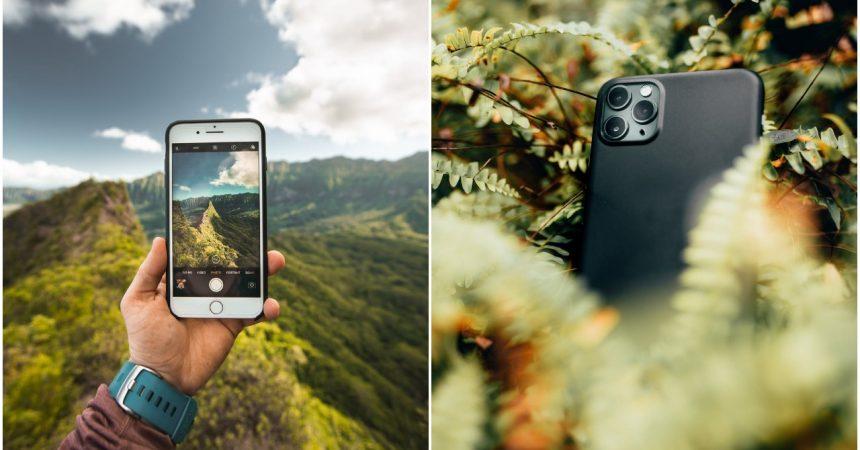 11 трика за правене на професионални снимки с iPhone в природата