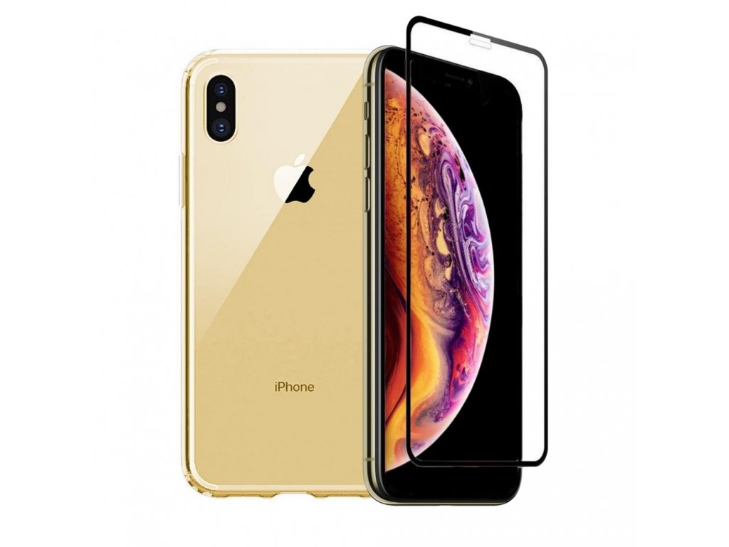 Innocent Crystal Air 360 Set iPhone Case - iPhone XS Max