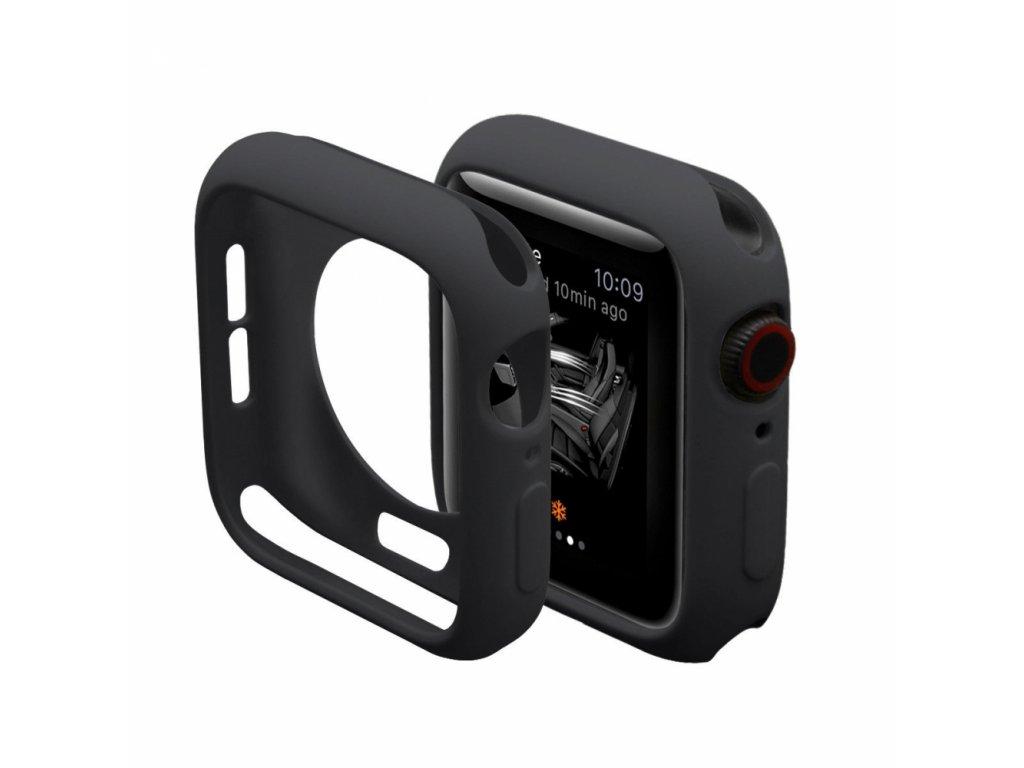 Innocent Silicone Case Apple Watch Series 1/2/3 42mm - Black