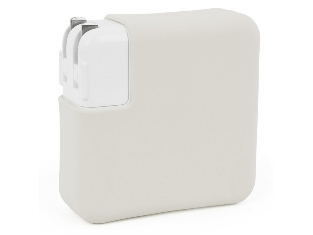 """Silicone MacBook Charger Case for 12"""" and Air 13"""" Retina - Fluorescence"""