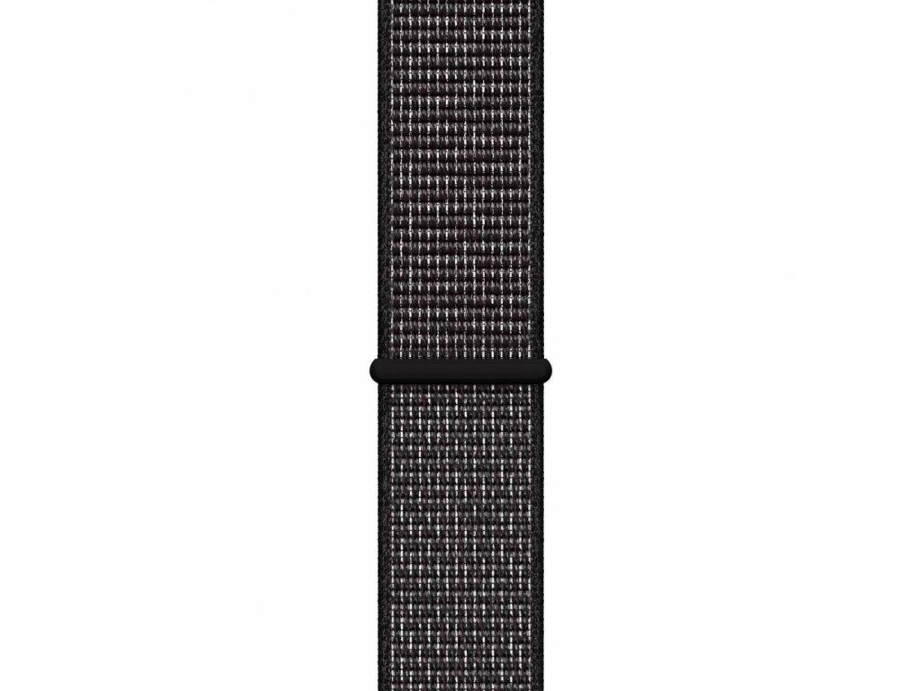 Innocent Sport Loop Boost+ Apple Watch Band 42/44mm - Reflective Black