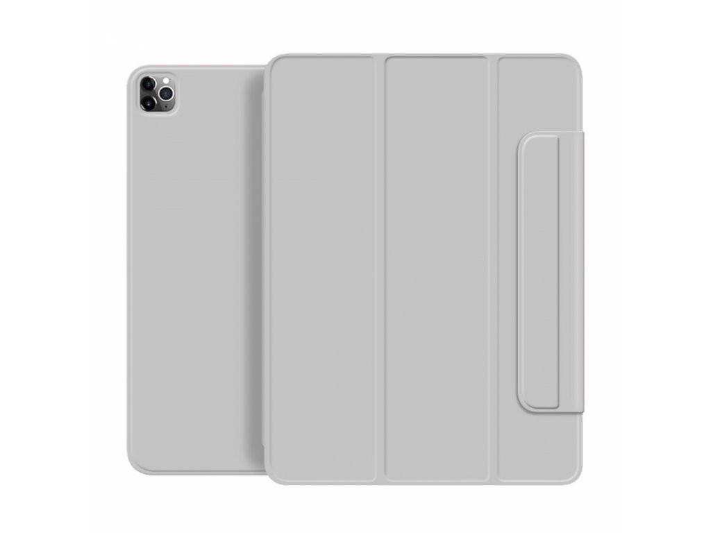 """Innocent Journal Magnetic Click Case iPad Pro 12,9"""" 2018/2020 - Gray"""