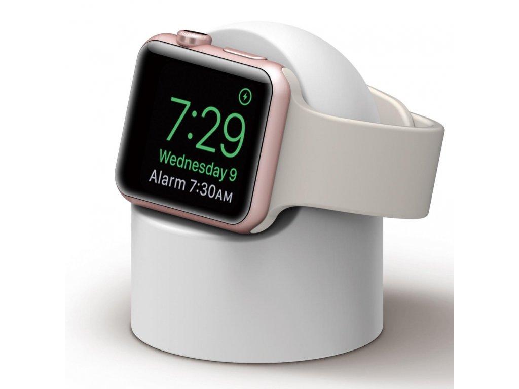 Innocent Night Stand Apple Watch - White