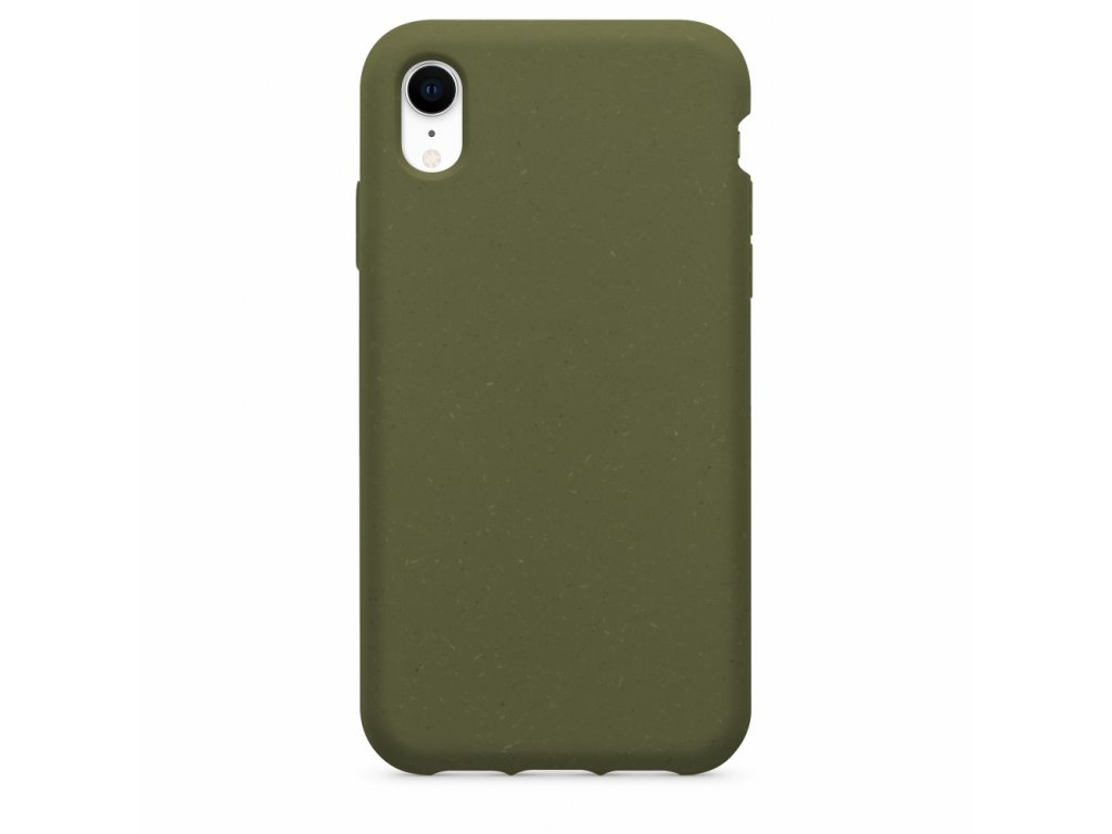 Innocent Eco Planet Case iPhone XR - Green