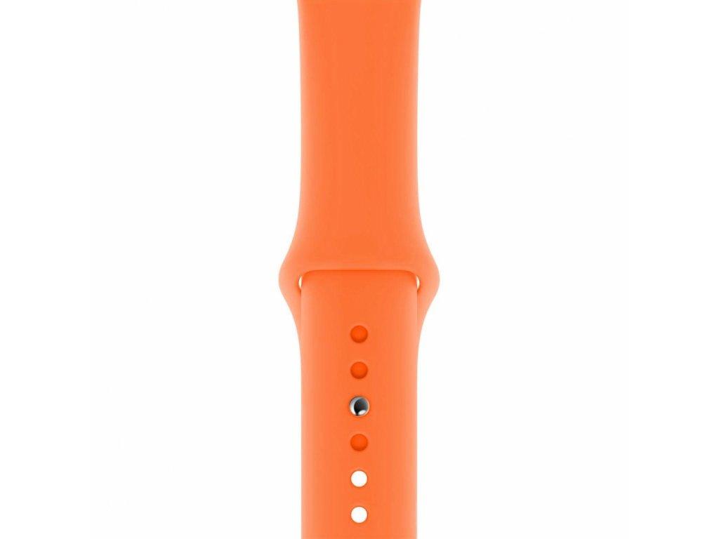 Innocent Silicone Apple Watch Band 42/44mm - Orange