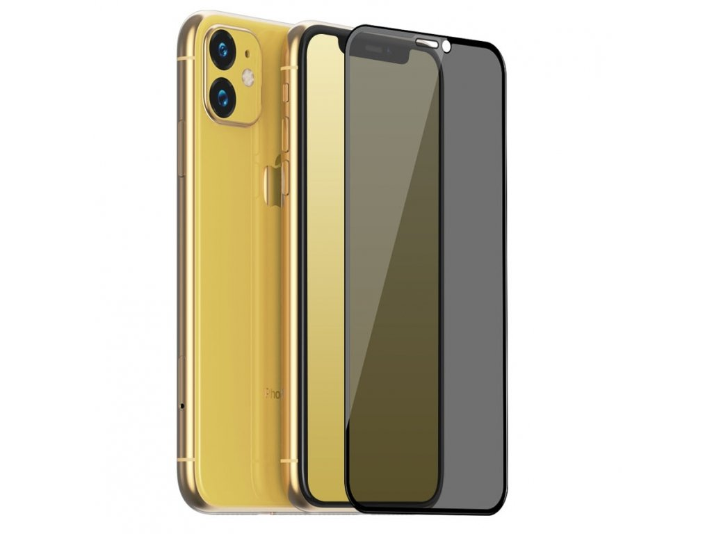 Innocent Magic Glass Privacy iPhone XR/11