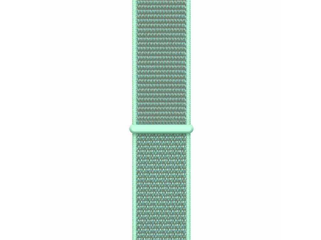Innocent Fabric Loop Apple Watch Band 42/44mm - mint