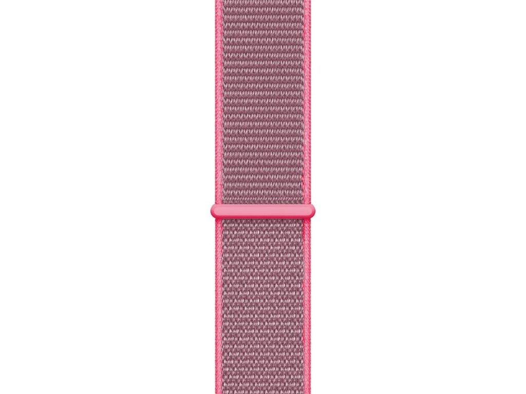Innocent Fabric Loop Apple Watch Band 42/44mm - Hot pink
